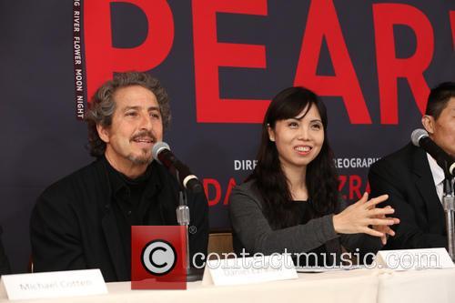 Daniel Ezralow and Angela Tang 1
