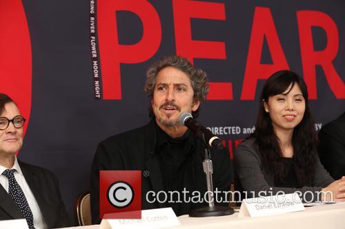 Michael Cotton, Daniel Ezralow and Angela Tang 4