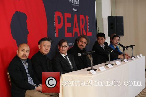 Robin Resella, Jun Miyake, Michael Cotton, Daniel Ezralow, Angela Tang, Weinbiao Tang, Shu Tong and Pamela Carroll 3