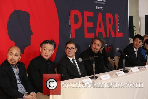 Robin Resella, Jun Miyake, Michael Cotton, Daniel Ezralow, Angela Tang, Weinbiao Tang and Shu Tong 4