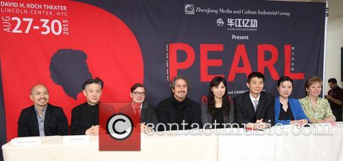 Robin Resella, Jun Miyake, Michael Cotton, Daniel Ezralow, Angela Tang, Weinbiao Tang, Shu Tong and Pamela Carroll 7