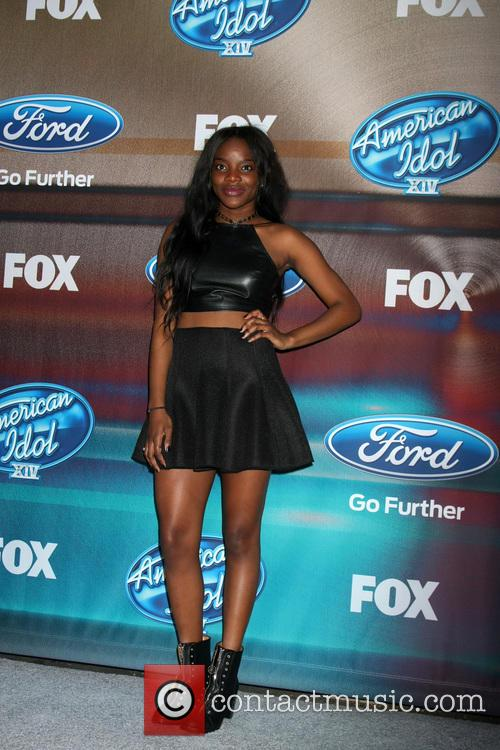 American Idol and Adanna Duru 9