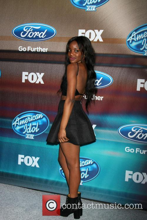 American Idol and Adanna Duru 1