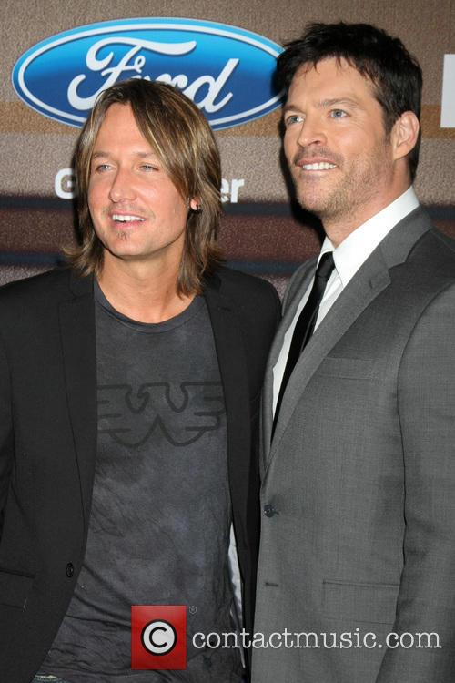 Keith Urban and Harry Connick Jr. 3
