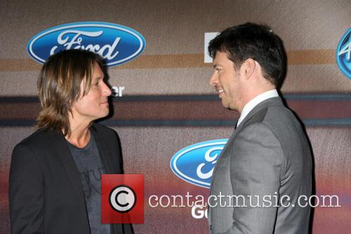Keith Urban and Harry Connick Jr. 9