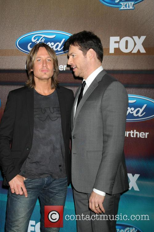 Keith Urban and Harry Connick Jr. 11