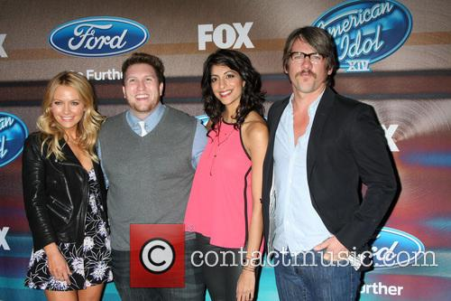 Nate Torrence, Becki Newton, Meera Rohit Kumbhani and Zachary Knighton 4
