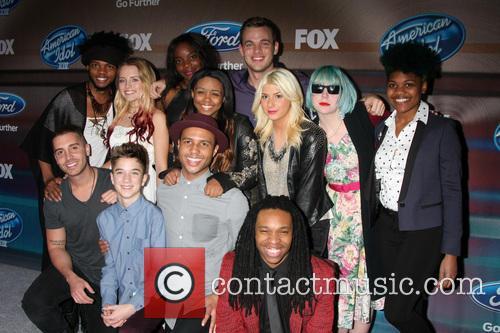 Clark, Quentin Alexander, Maddie Walker, Adanna Duru, Sarina-joi Crowe, Jax, Joey Cook, Tyanna Jones, Nick Fradiani, Daniel Seavey, Qaasim Middleton, Rayvon and American Idol 1