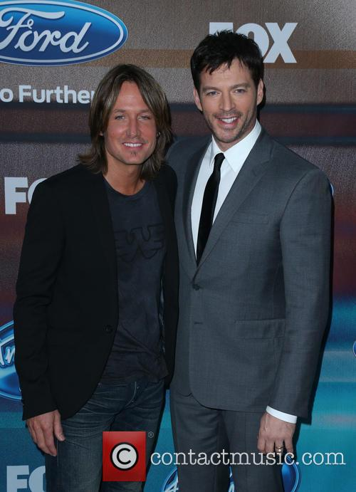 Keith Urban, Harry Connick and Jr 4