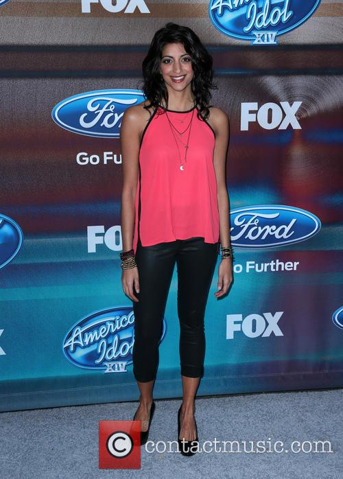 American Idol and Meera Rohit Kumbhan 4