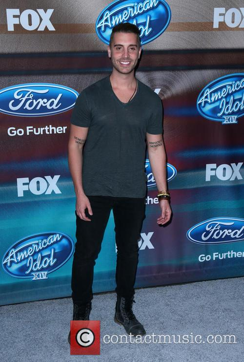American Idol and Nick Fradiani 9