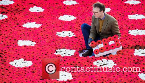 Cath Kidston creates field of flowers to recognise...