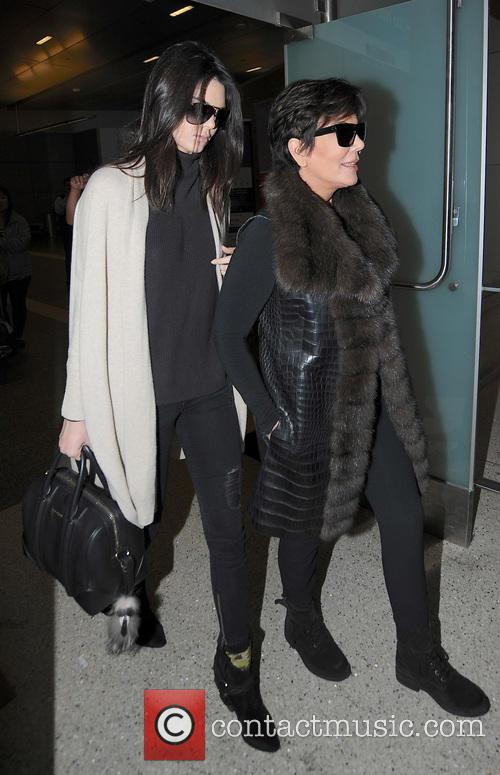 Kendall Jenner and Kris Jenner 4