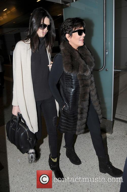 Kendall Jenner and Kris Jenner 5