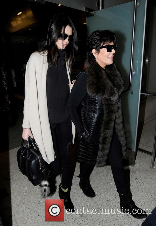 Kendall Jenner and Kris Jenner 6