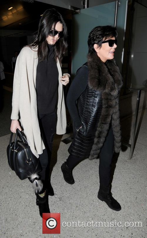 Kendall Jenner and Kris Jenner 8