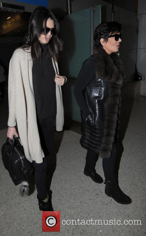 Kendall Jenner and Kris Jenner 9