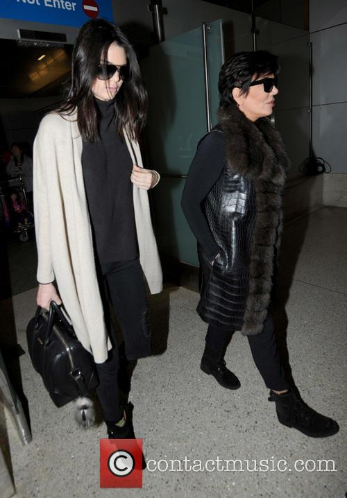 Kendall Jenner and Kris Jenner 10