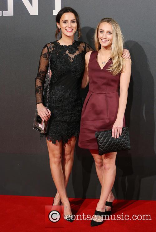 Lucy Watson and Tiffany Watson 7