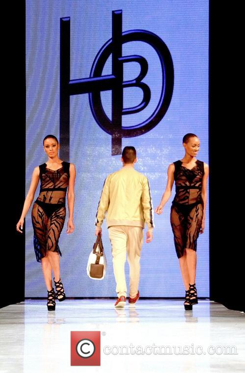 Art Hearts Fashion Week, Fall, Winter, House, Byfield and Runway 2