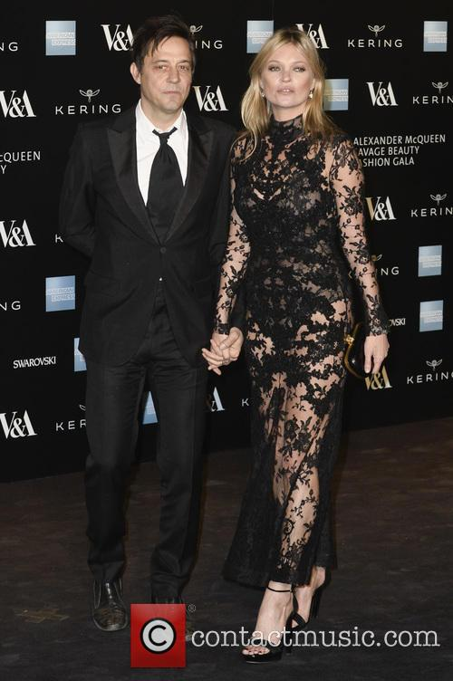 Jamie Hince Kate Moss