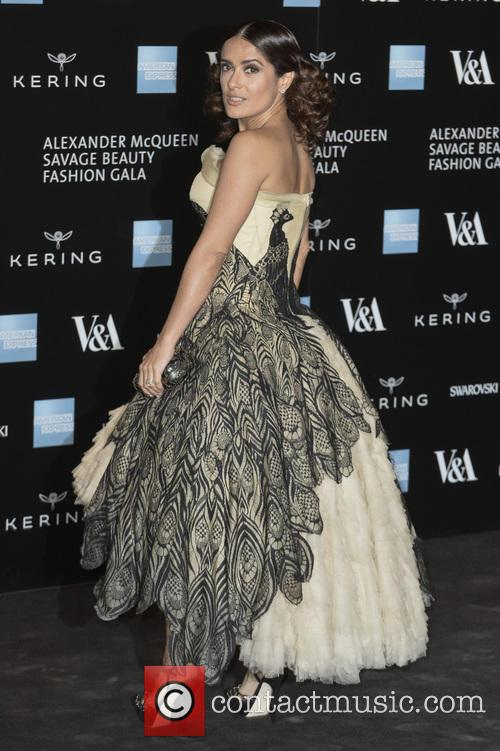 'Alexander McQueen: Savage Beauty' private viewing