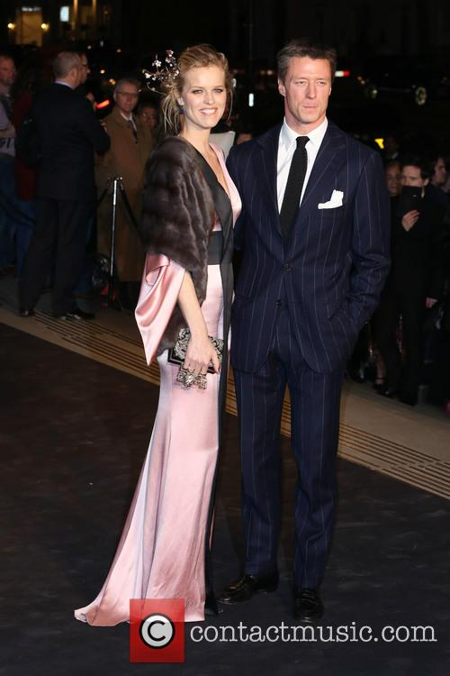Eva Herzigova and Gregorio Marsiaj 4