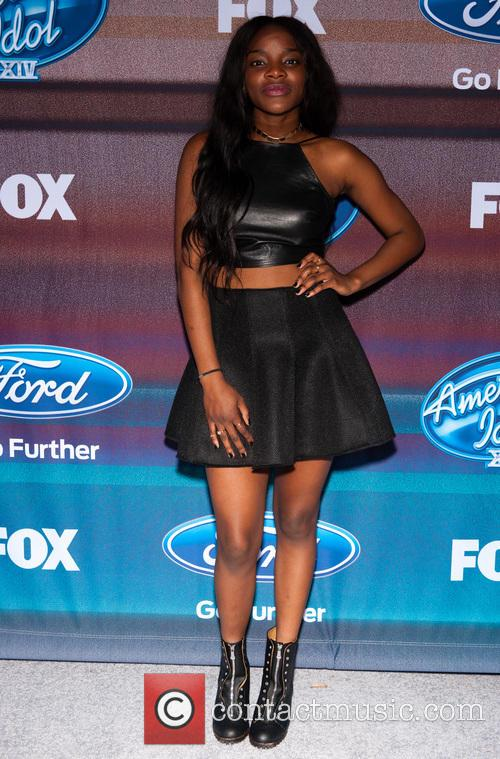 American Idol and Adanna Duru 11