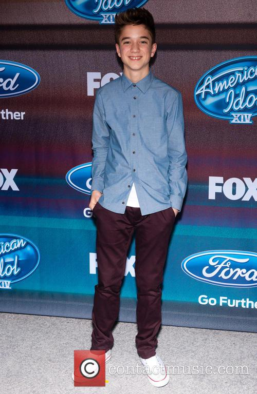 American Idol and Daniel Seavey 9