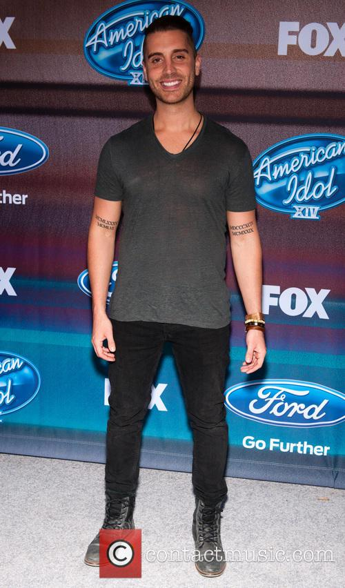 American Idol and Nick Fradiani 2