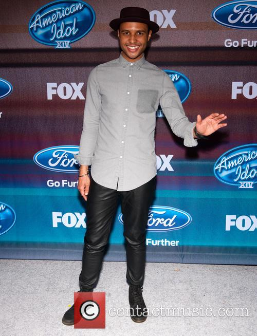 Rayvon and American Idol 2