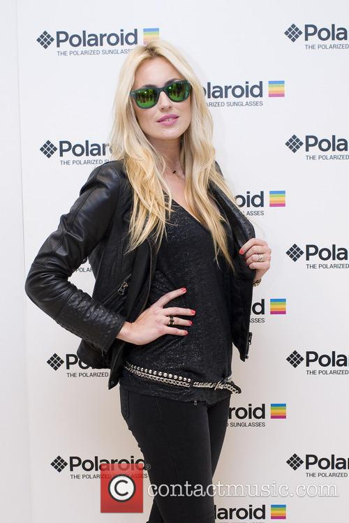 Carolina Cerezuela launches the new Polaroid children sunglasses
