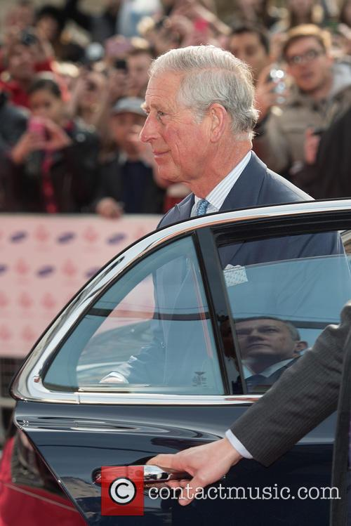 The Prince Of Wales and Prince Charles 2