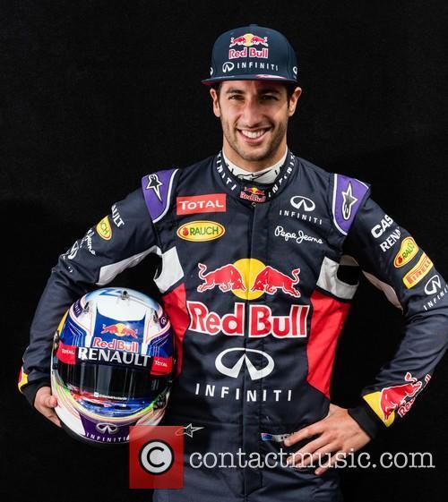 Daniel Ricciardo 7