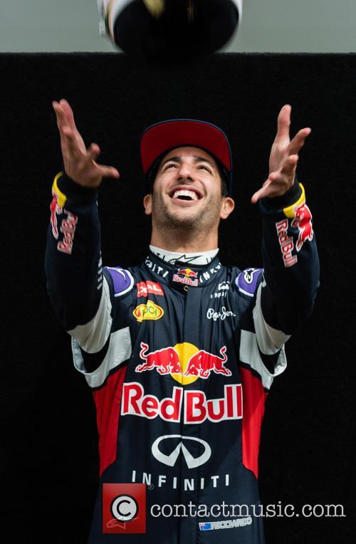 Daniel Ricciardo 9
