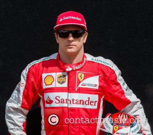Kimi Räikkönen and (raikkonen) 2