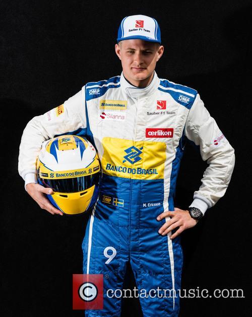 Marcus Ericsson 2