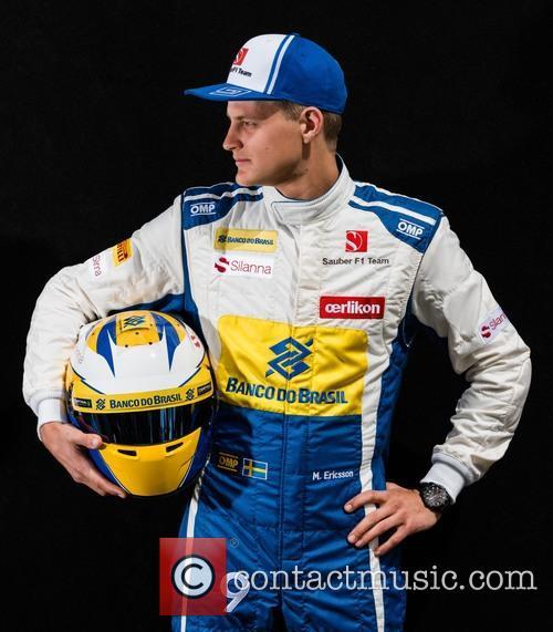 Marcus Ericsson 3