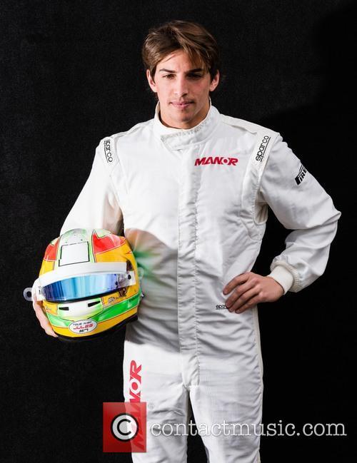 Roberto Merhi 2