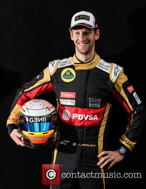 Romain Grosjean 3