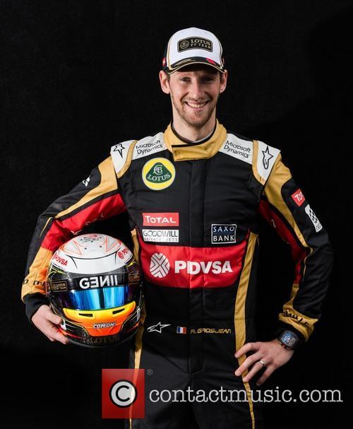 Romain Grosjean 4