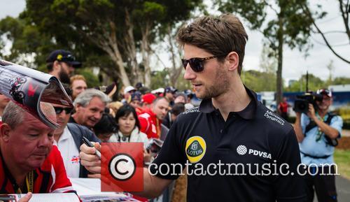 Romain Grosjean 5