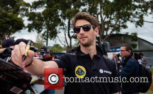 Romain Grosjean 1