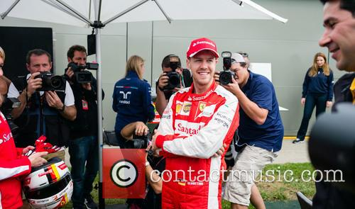 Sebastian Vettel 4