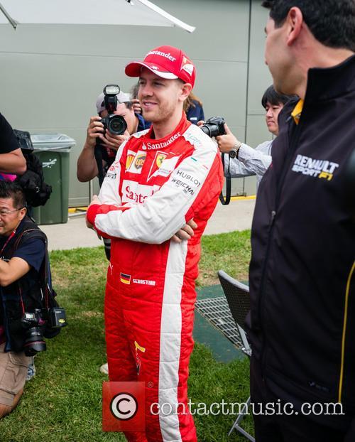 Sebastian Vettel 8
