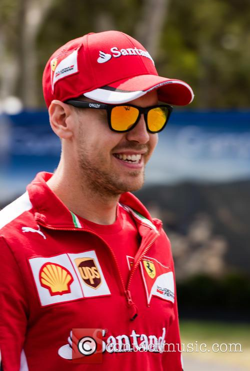 Sebastian Vettel 1