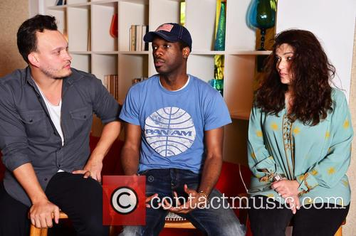 Ben Patterson, Pras and Karyn Rachtman 2