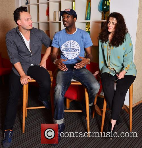 Ben Patterson, Pras and Karyn Rachtman 3