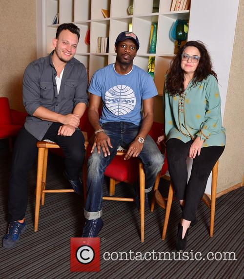 Ben Patterson, Pras and Karyn Rachtman 4