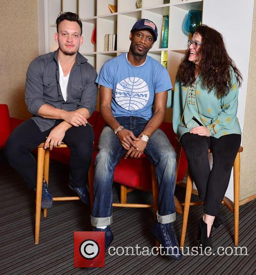 Ben Patterson, Pras and Karyn Rachtman 5